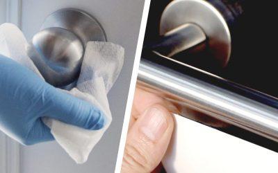 Innovative Hygiene-Upgrades mit Folie und Lack-Tuch
